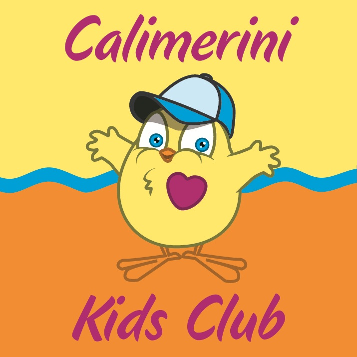 Calimerini Kids Club NEW 4C 39L 2